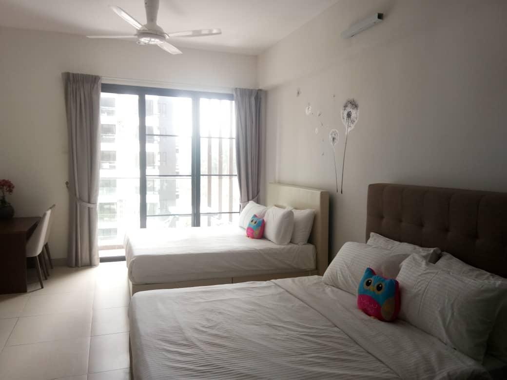 Holiday Studio Hana Resort Midhills  Free Wifi