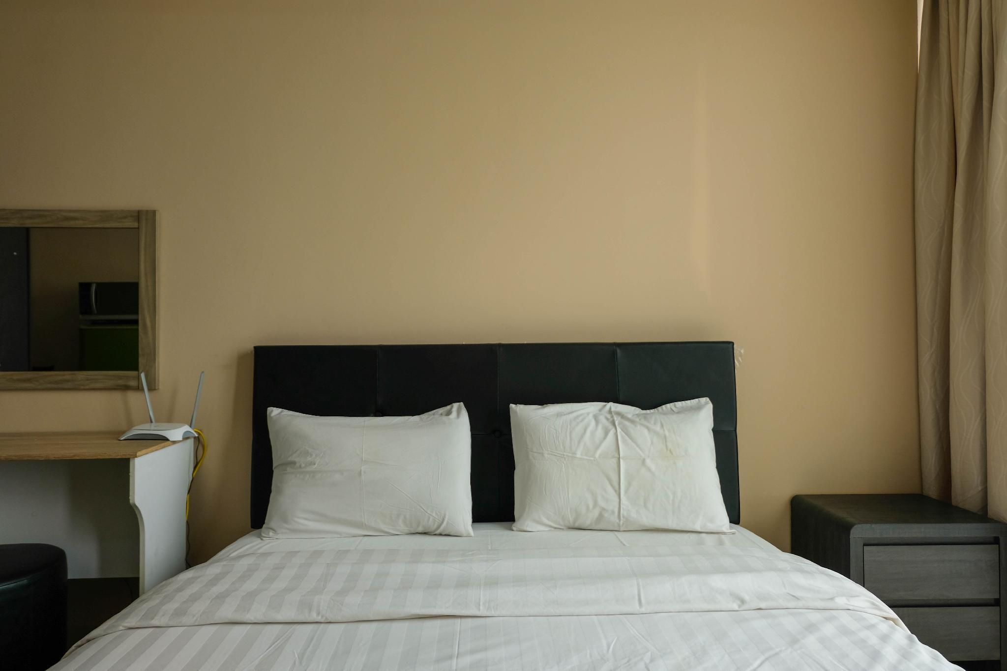 Comfy Studio @ U Residence By Travelio
