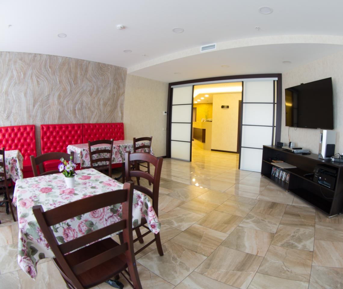 Hotel Komendantskaya Dacha