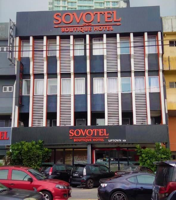 Sovotel Boutique Hotel @ Uptown 101