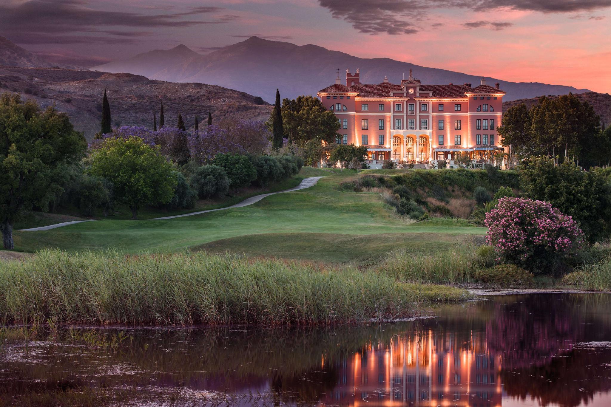 Anantara Villa Padierna Palace Benahavis Marbella Resort – The Leading Hotels of the World