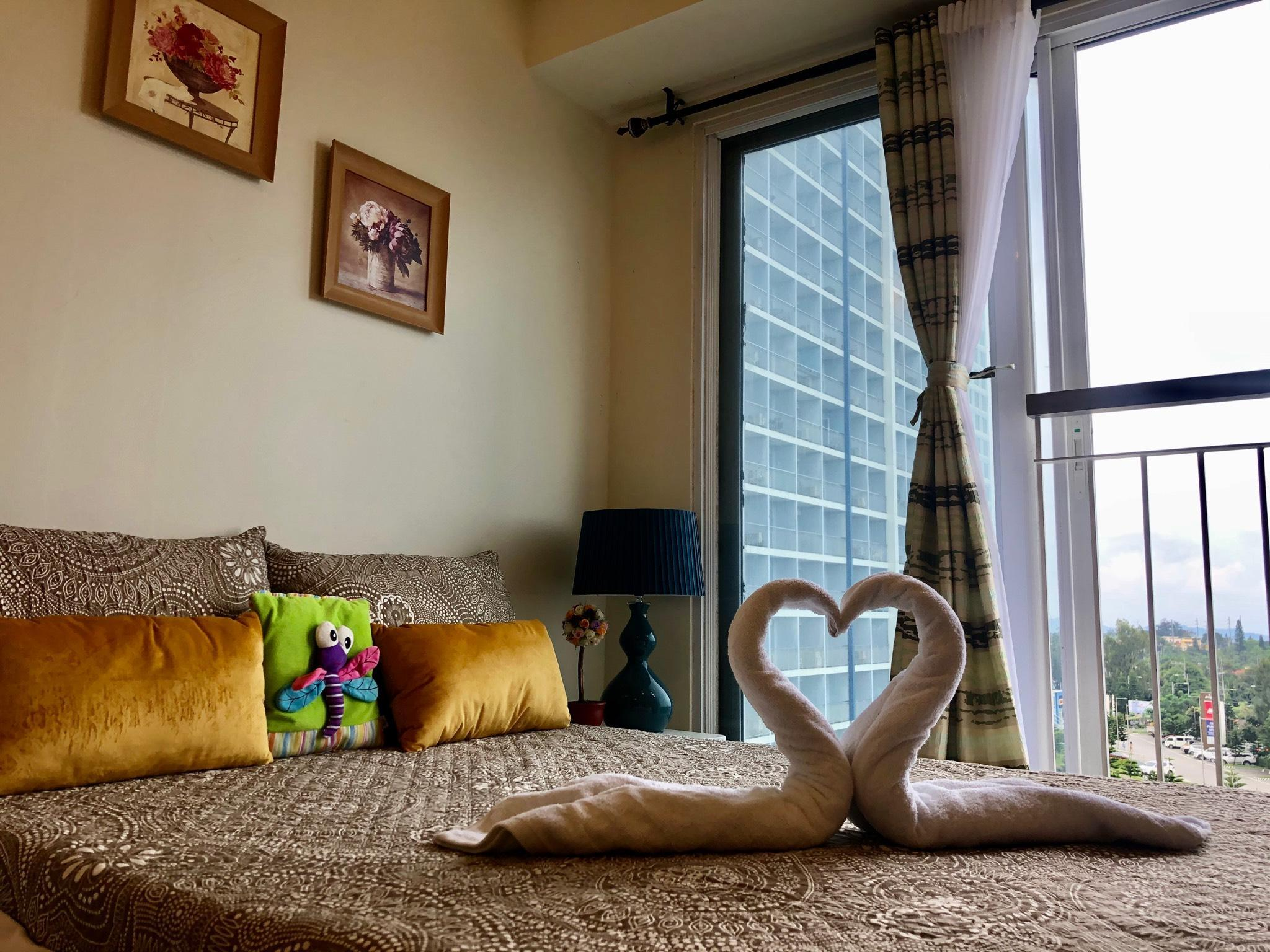 WR1 Wind Condo Deluxe Suites @ Tagaytay Sky Ranch