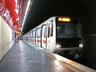 Hotel Pulitzer Rome - Eur Marconi Metro Station