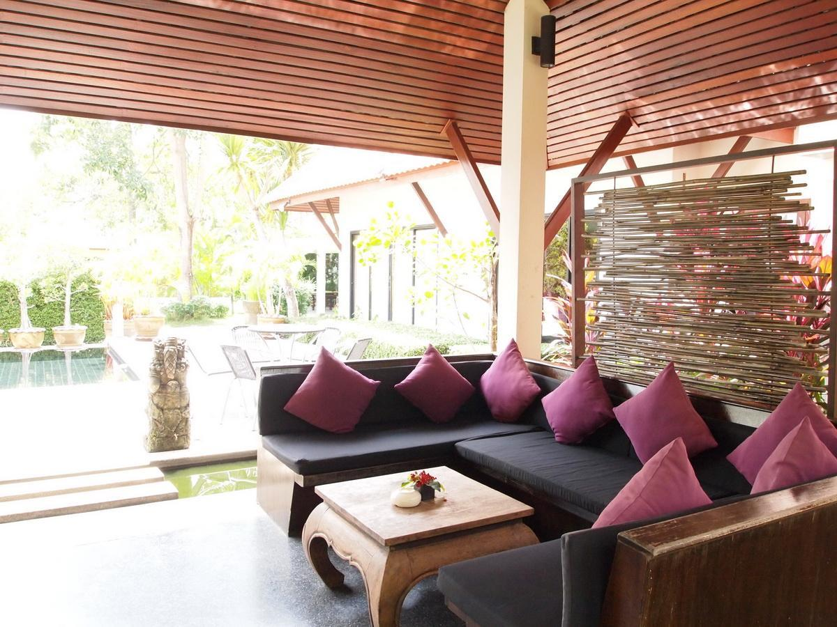 Ban Kao Tropical Boutique Residence And Spa