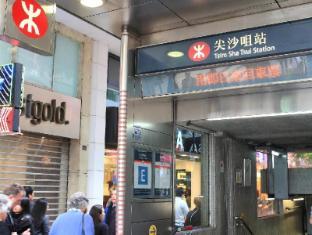 Imperial Hotel Hong Kong - Lähistön kulkuyhteydet