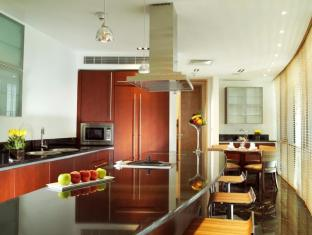 BurJuman Arjaan by Rotana Dubai - Premium Suite Kitchen