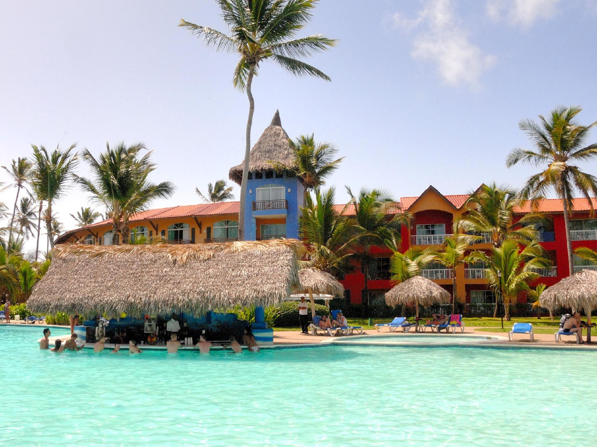 Punta Cana Caribe Club Princess Beach Resort Spa In Dominican Republic Central America