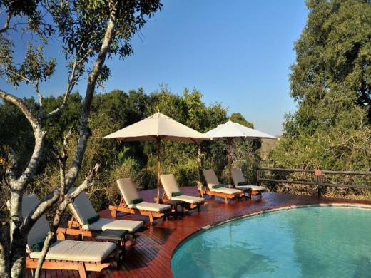 Hamiltons Tented Camp Hotel