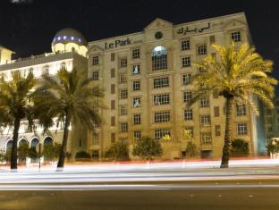 Le Park Hotel Doha - front