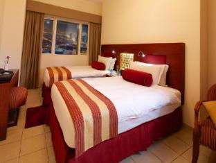Tamani Marina Hotel and Hotel Apartments Dubai - Twin Room