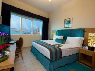 Tamani Marina Hotel and Hotel Apartments Dubai - Bedroom