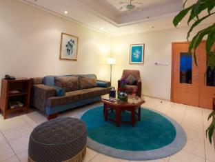 Tamani Marina Hotel and Hotel Apartments Dubai - 2 Bedroom Suite