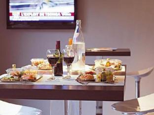 Quality Only Suites CDG Airport Parigi - Cibo e bevande