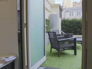 L'Empire Paris Hotel Ostalo - Balkon/terasa