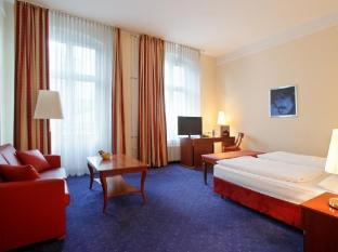 AZIMUT Hotel Berlin Kurfuerstendamm Berlynas - Svečių kambarys