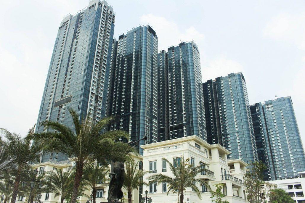 Bayhomes Golden River Serviced Apartment