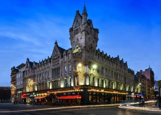 Fraser Suites Glasgow Apartments
