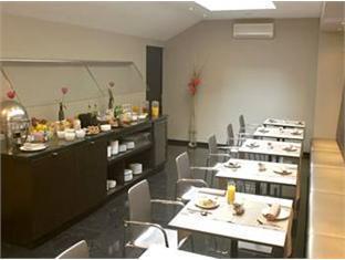 Eurostars Suites Reforma Mexico City - Coffee Shop/Cafe