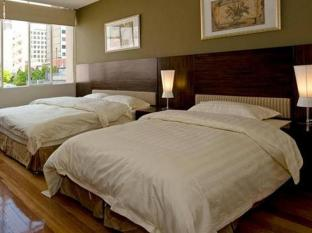 City Garden Hotel Мельбурн - Вітальня
