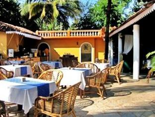 Aldeia Santa Rita Hotel North Goa - रेस्त्रां
