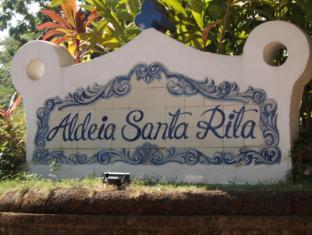 알데아 산타 리타 호텔 노스 고아 - 입구