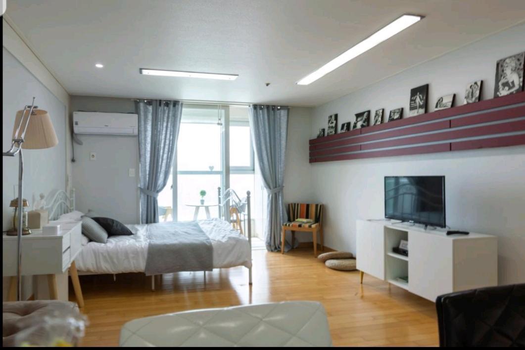 NEW OPEN  Gwangan Stn1min Beach 9min Sweet House