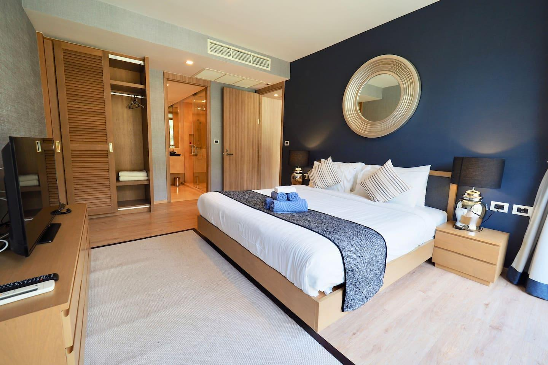 2 Bedrooms Beachfront On Maikhao Beach  B1