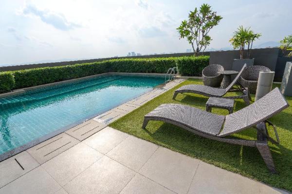OYO Home 89380 Incredible Studio Icon City Kuala Lumpur