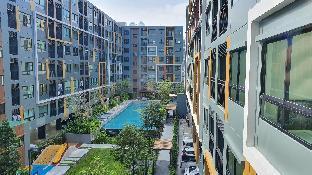 [スワンナプーム国際空港]アパートメント(25m2)| 1ベッドルーム/1バスルーム 10min To SuvarnnabhumiAirport/Mall Market&skytrain