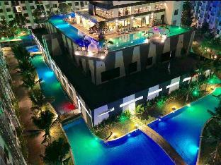 Luxury Condo - 5min Walking Street -Pool & Jacuzzi อพาร์ตเมนต์ 1 ห้องนอน 1 ห้องน้ำส่วนตัว ขนาด 33 ตร.ม. – เขาพระตำหนัก