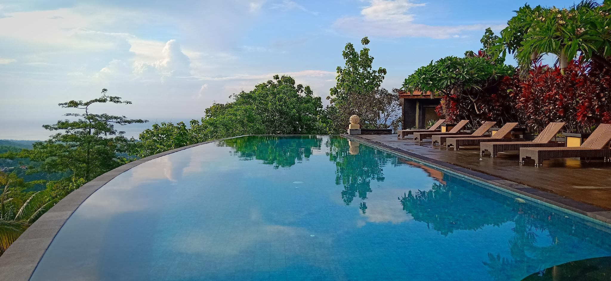Tranquil And Exotic Ocean And Forest View Villas