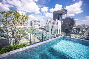 [スクンビット]アパートメント(35m2)| 1ベッドルーム/1バスルーム Free Airport Pick-up/Sky Pool/MRT/RAMA 9