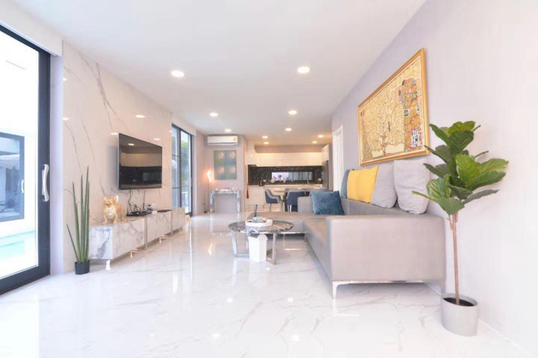Palm spring 15 bedroom luxury pool villa #2 วิลลา 8 ห้องนอน 8 ห้องน้ำส่วนตัว ขนาด 800 ตร.ม. – หาดดงตาล