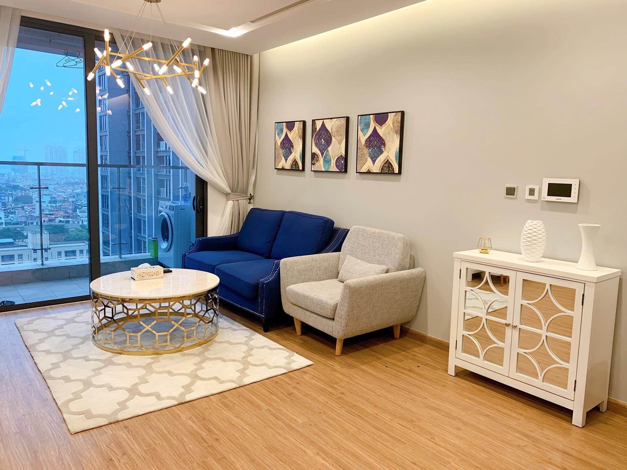 Vinhomes Metropolis Luxury Apartment   Highfloor