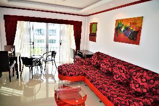 [ジョムティエンビーチ]アパートメント(62m2)| 1ベッドルーム/1バスルーム Baan Suan Lalana beautiful garden resort Pattaya