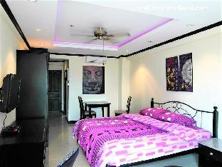 Beach condo Jomtien Pattaya great location สตูดิโอ อพาร์ตเมนต์ 1 ห้องน้ำส่วนตัว ขนาด 30 ตร.ม. – หาดจอมเทียน
