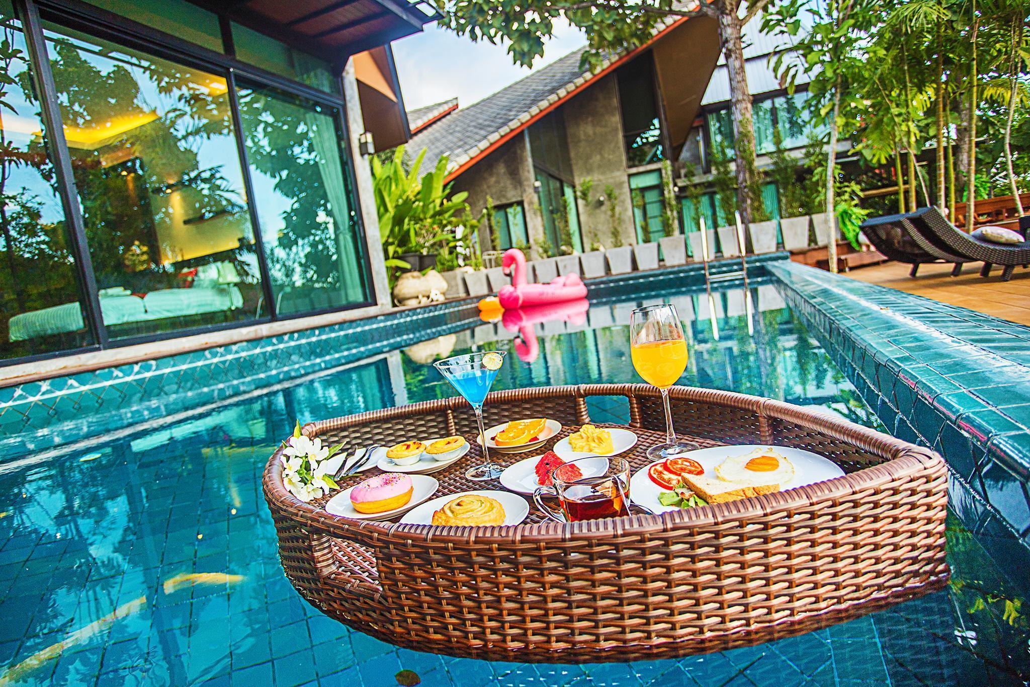 Luxury pool  villa with doi suthep super view 5BR วิลลา 5 ห้องนอน 5 ห้องน้ำส่วนตัว ขนาด 550 ตร.ม. – ห้วยแก้ว