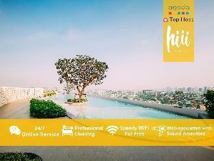 [スクンビット]アパートメント(30m2)| 1ベッドルーム/1バスルーム [hiii]La Rose*Rooftop Pool|Ramkhamhaeng-BKK187