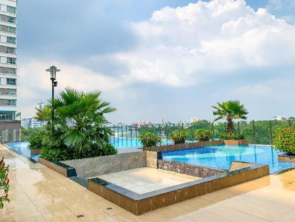 Lux Airport Apartment 1BR-Cozy,Studio-POOL,GYM,BBQ Ho Chi Minh City