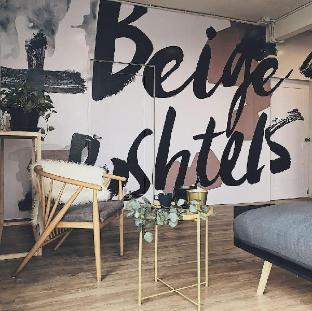 [ドンムアン空港](40m2)| 1ベッドルーム/1バスルーム Beige Poshtels Canvas room near DMK