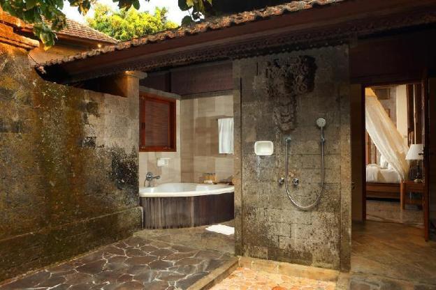 Antiques&Ethnic1BR Villa-Breakfast+Spa In Nusa Dua