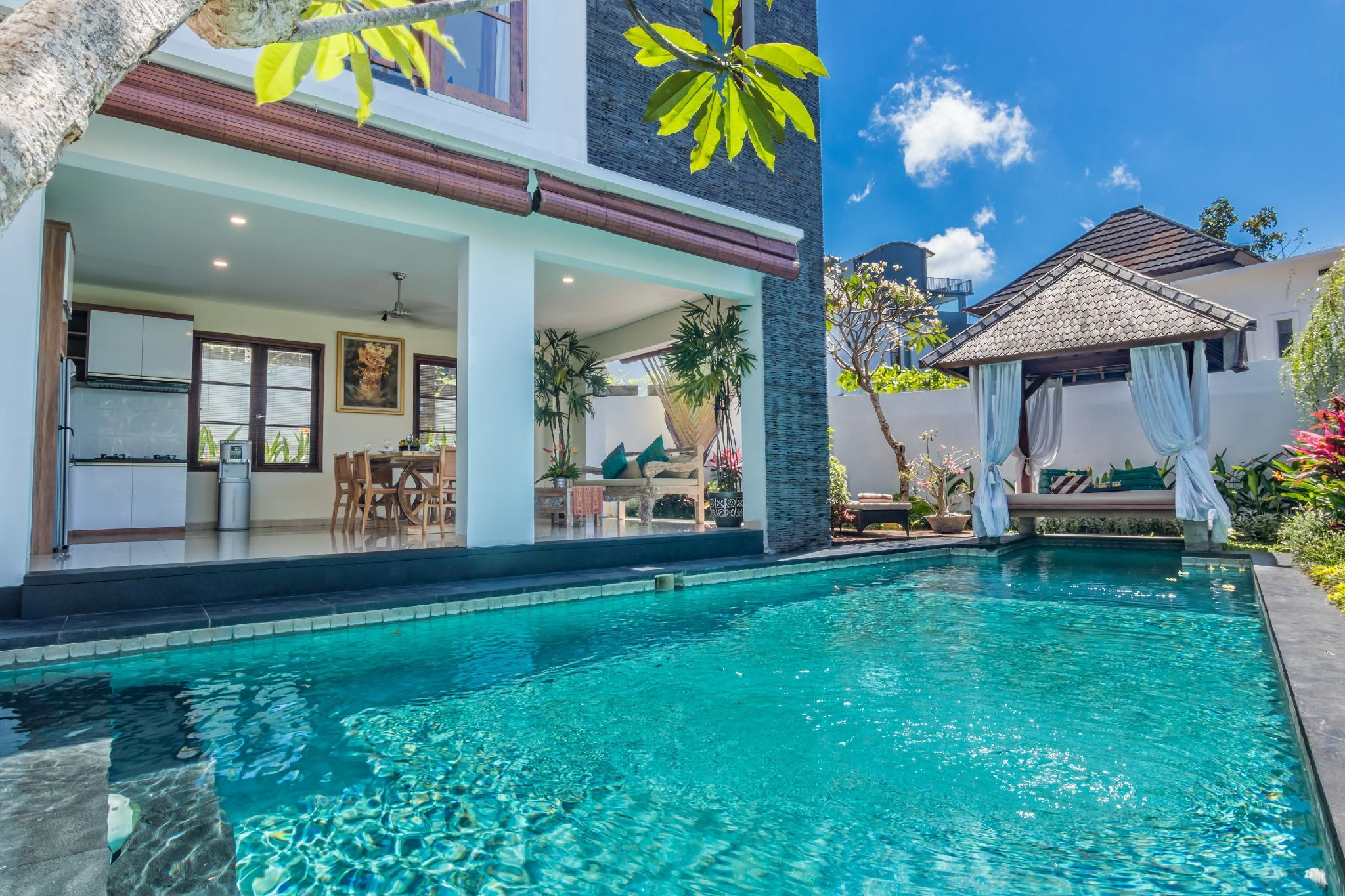 Absolute Total Privacy 2BedRoom Private Pool Villa
