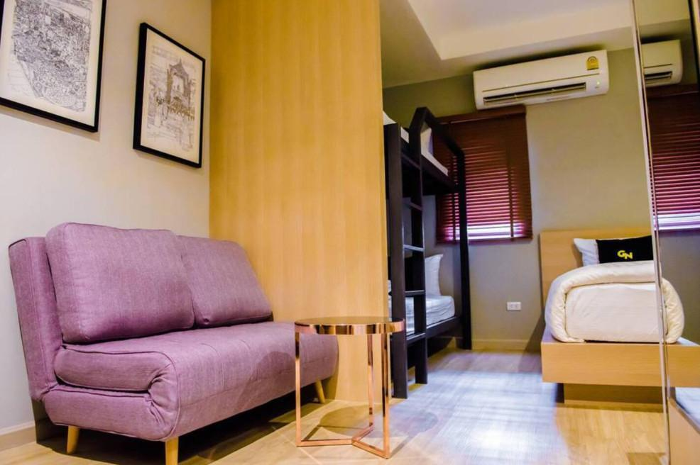 Family Suite Room with Breakfast 1 ห้องนอน 1 ห้องน้ำส่วนตัว ขนาด 20 ตร.ม. – ประตูน้ำ