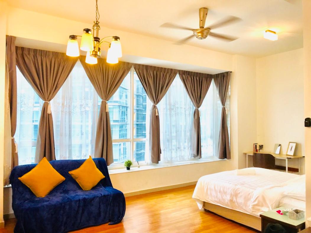 STUDIO  Parkview Suites Near KLCC Bukit Bintang
