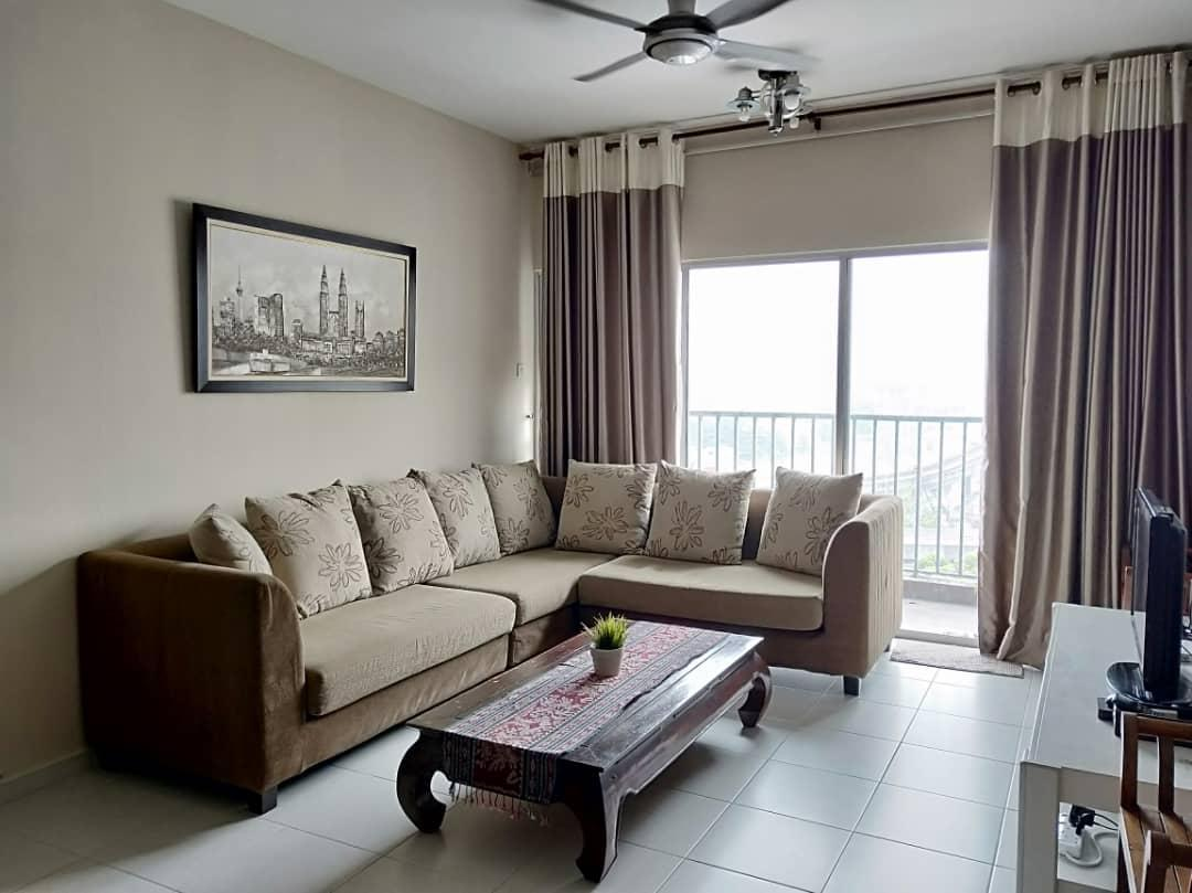 Suria Jelatek Residence Two Bedroom Apartment