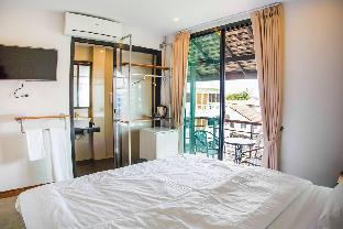 [オールド シティ](30m2)| 1ベッドルーム/1バスルーム Double bed room with balcony in the old town