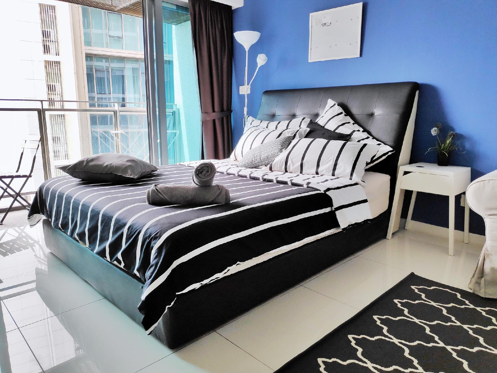 Sky Blue Studio Near Twin Tower KLCC And Monorail