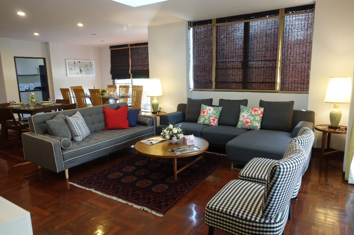 Cozy And Spacious 6BR House In Central Bangkok