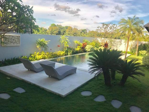 VILLA DIMAYA, modern & spacious villa, rice fields