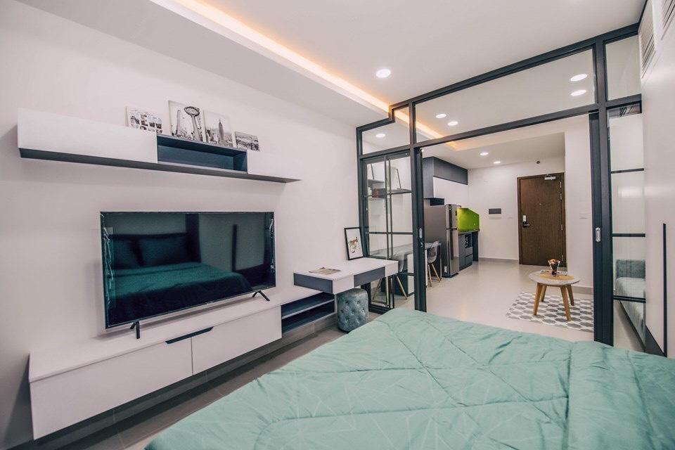 Masteri Millennium Luxury Studio Apartment